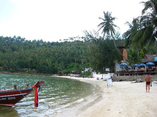 KOH PHANGAN - Salad Beach