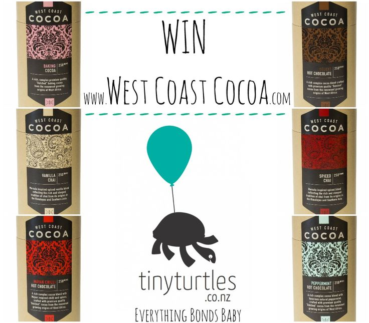 Enter to win: Chocolate and Chai Gift Pack from West Coast Cocoa | http://www.dango.co.nz/s.php?u=YVL3lPDC2259