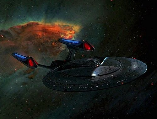 U.S.S. Enterprise NCC-1701-E Sovereign Class Captain: Jean-luc Picard