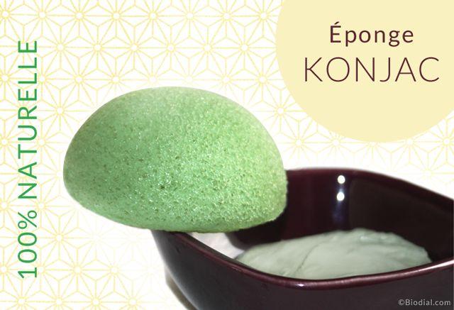 éponge Konjac : avantages et définition #epongekonjac #épongekonjac #konjac
