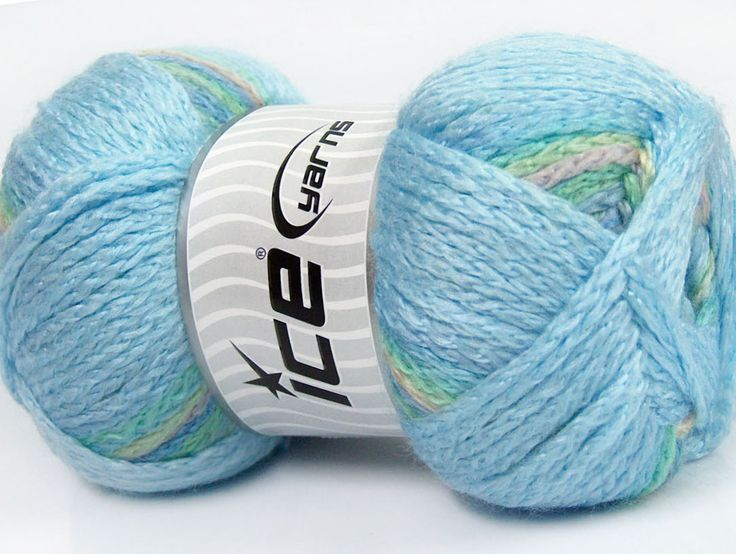 Fiber Content 97% Acrylic 3% Polyamide Lilac Light Blue Brand ICE Grey Green fnt2-41677