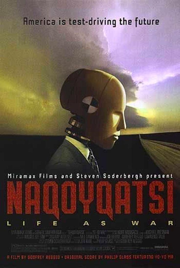 Naqoyqatsi godfrey reggio