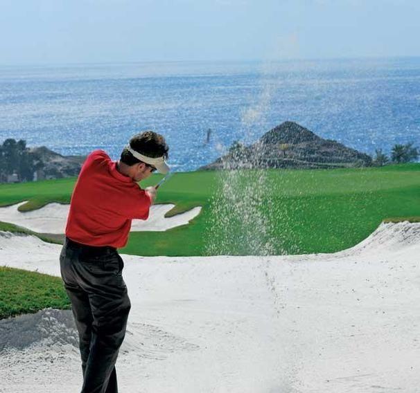 Golf på Gran Canaria