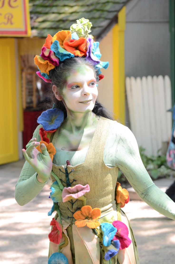 Renaissance Fairs: 38 Best Images About Face Paint Renaissance On Pinterest