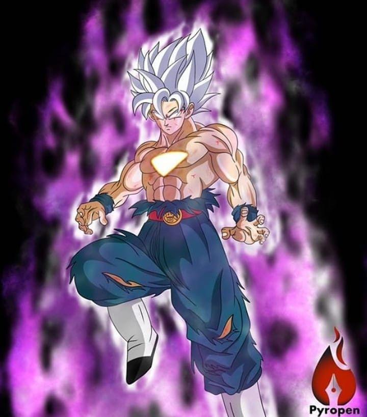 Ssj Mui Goku Grand Priest Dragon Ball Super Manga Anime Dragon Ball Super Dragon Ball Super Goku