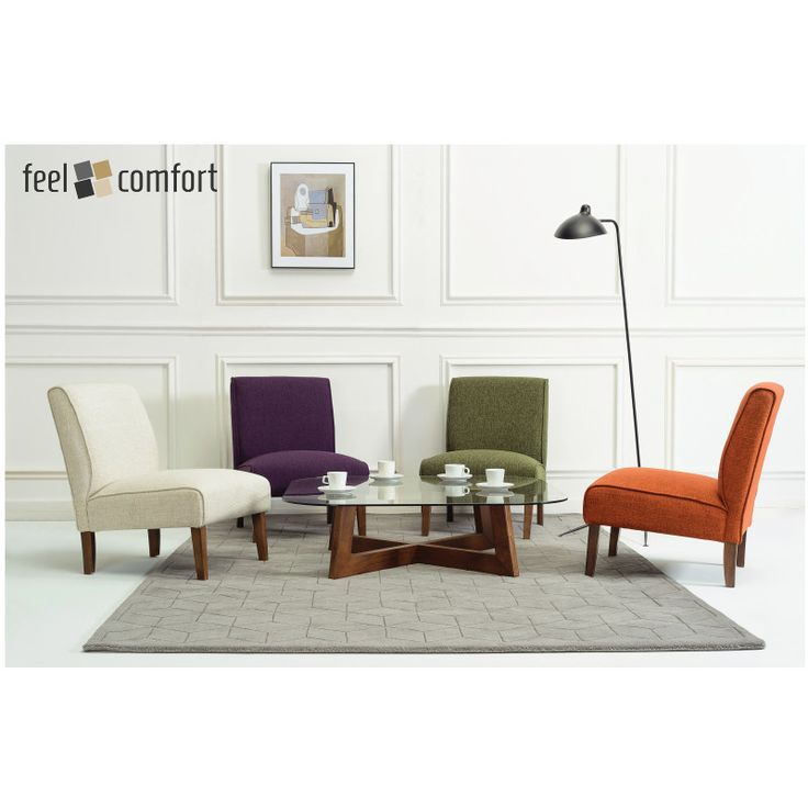 Egal Ob Sie Sich Privat Ein Gemtliches Wohnzimmer Einrichten Wollen Oder Eine Richtige Lounge Haben Unser Stuhl Accent Bietet Ihnen Die