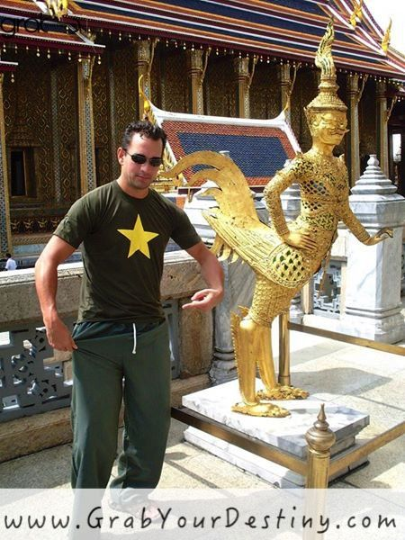 A tour of the The Grand Palace in Bangkok, Thailand. #GrandPalace #Bangkok #JasonAndMichelleRanaldi  #GrabYourDestiny #Thailand #Travel www.GrabYourDestiny.com