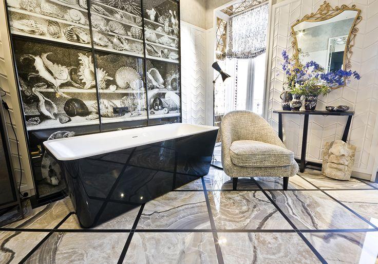 25 beste idee n over luxe badkamers op pinterest - Badkamer design italiaans ...