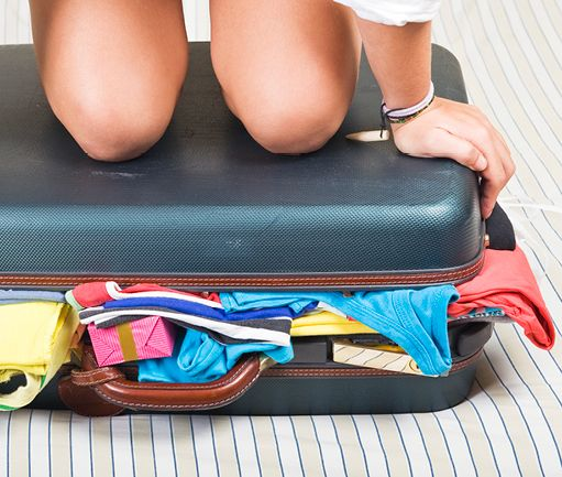 How to pack your suitcase like a pro! #Roadready #HomeOrgarnising #Travel #RoadTrip