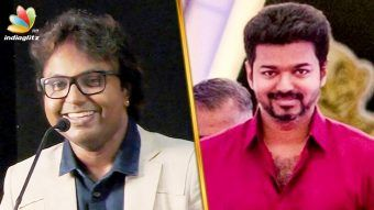 D Imman Speech: My First Salary Was For a Thalapathy Song