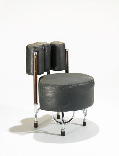ROBERTO GABETTI & AIMARO ISOLA, TRI-10 chair, 1970