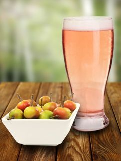 AHA Home Brew Recipe of the Week is a Crabapple Lambic Style Ale.  Get brewin'! #homebrewingrecipes