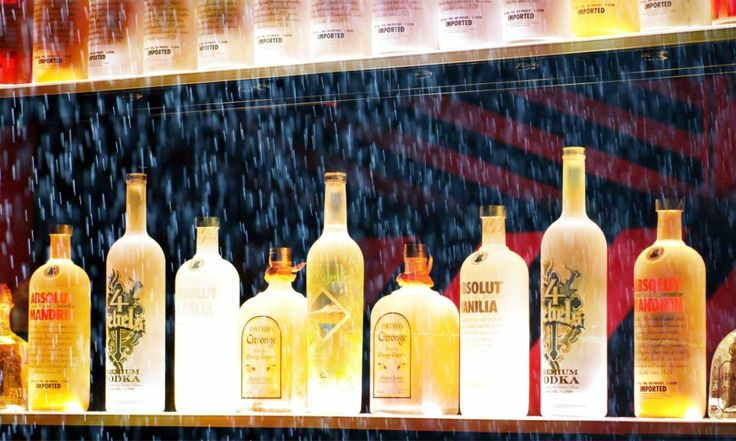 30 Best Images About Back Bar Lighting On Pinterest Wall