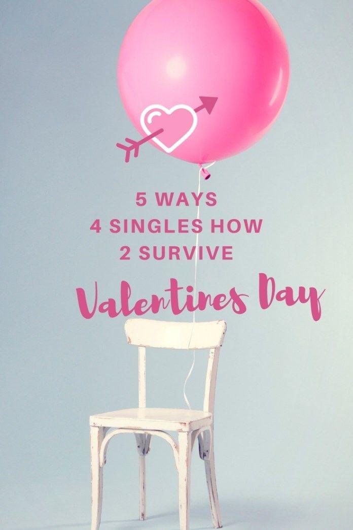Wie Man Als Single Den Valentinstag überlebt