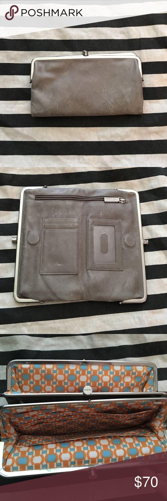 Grey hobo wallet Grey hobo wallet HOBO Bags Wallets