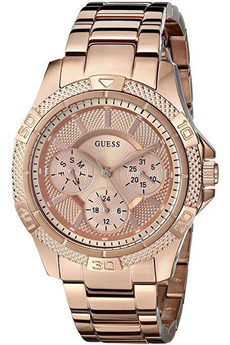 ccc66c638fe2 Guess W0235L3OUT wt Reloj de pulsera para mujer