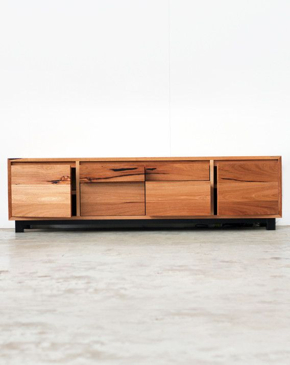 Console Unit - Recycled Timber Furniture Melbourne, Yard Furniture