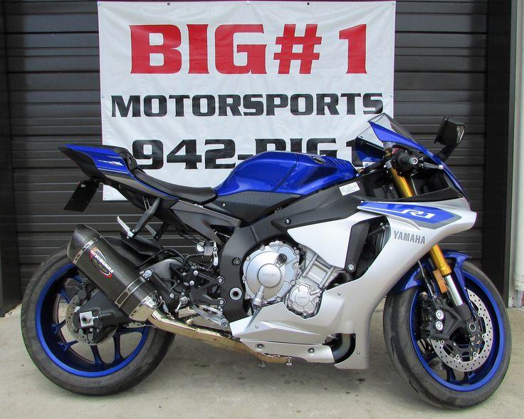 Pre-Owned 2015 Yamaha YZF-R1 | Big#1 Motorsports | 205.942.3313