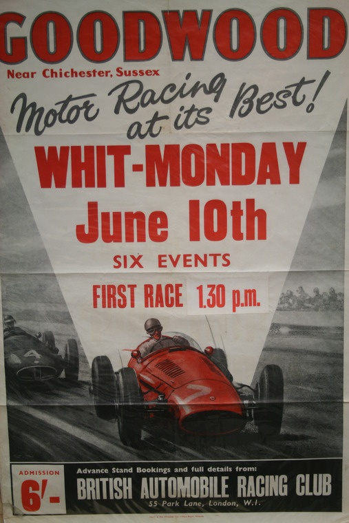 Goodwood Whit Monday