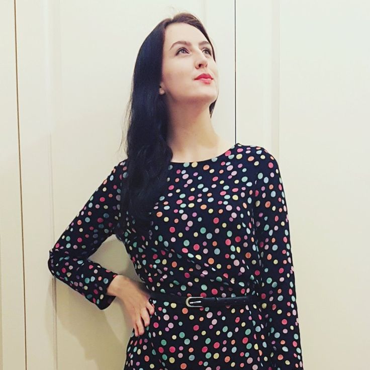 Ultimate shift dress  by sew over it pattern