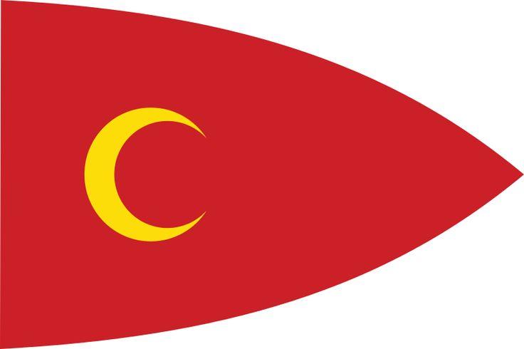 Flag of the Ottoman Empire (1453–1517).