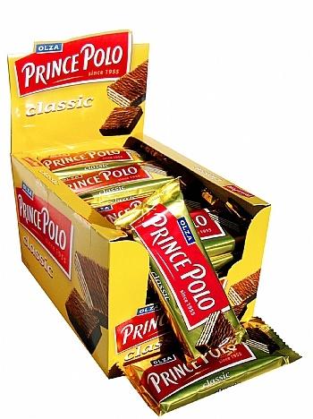 Prince polo chocolate