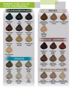 Catalogo Online - Tintes para Cabello LoquayTintes para Cabello Loquay
