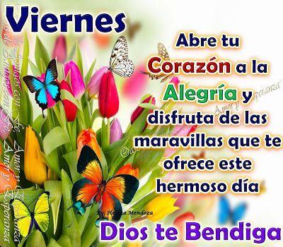Pin De B B En Good Morning Pinterest Feliz Viernes Buenos Días