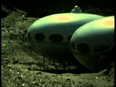 The Cybermen music video starring the Futuro House by Finnish architect Matti Suuronen.