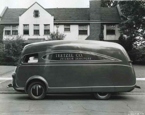 Morris Commercial Aero Van