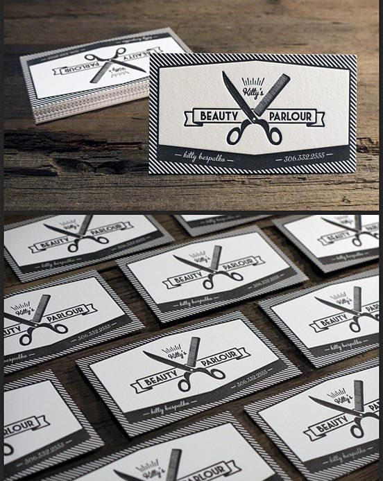 Beautiful and Creative Visiting Cards Design