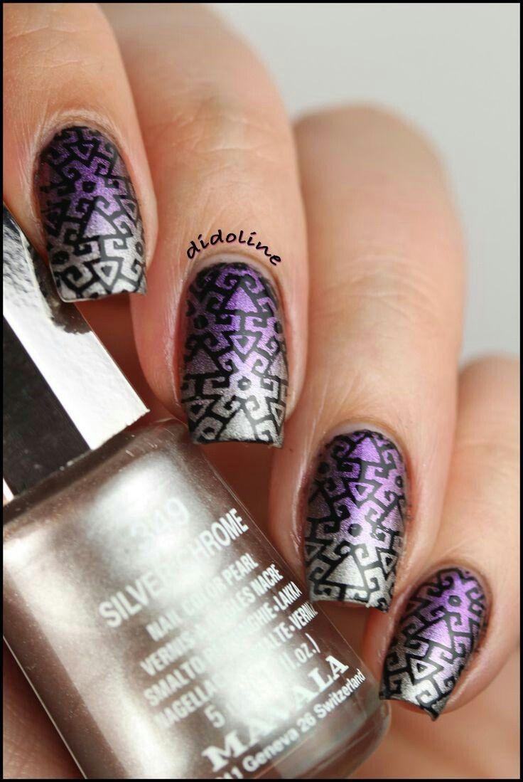34 best SoNailicious Nail Art Masterclasses images on Pinterest ...