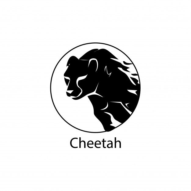 cheetah logo vector template design cheetah logo vector logo adventure logo design cheetah logo vector template design