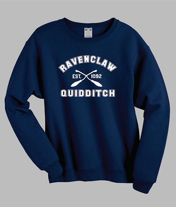Serdaigle de Quidditch Harry Potter chemise par WhateverTshirts