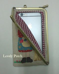 Lovely Patch: Funda de boquilla para el móvil