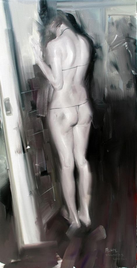 Chinese Contemporary Artist Zhang Haiying, ANTI-VICE SERIES on ArtStack #zhang-haiying #art