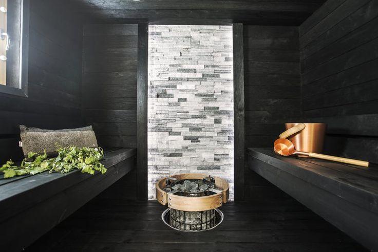 Savusaunan tunnelmaa kaupunkikodin saunaan – Harvia Sauna & Spa