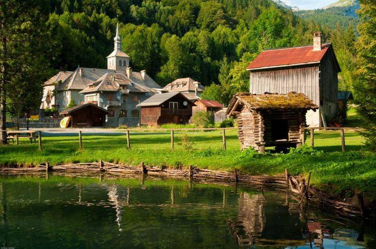 Sixt-Fer-à-Cheval, en Haute-Savoie - 10 idées de séjour dans les plus beaux…