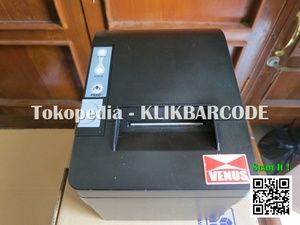 MINI PRINTER KASIR / POS THERMAL VENUS 248TC ( MURAH,HANDAL & AWET )