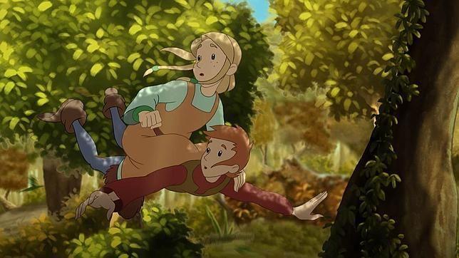 http://www.abc.es/local-galicia/20131116/abci-peliculas-galicia-201311151254_1.html El pequeño Mago de Deboura Cinema. Estreno 15 noviembre en Cines. #estreno #cine #pelicula #animacion #cineinfantil #dibujosanimados #fotograma