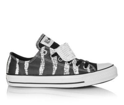 Zebra print chuck taylor - ❤