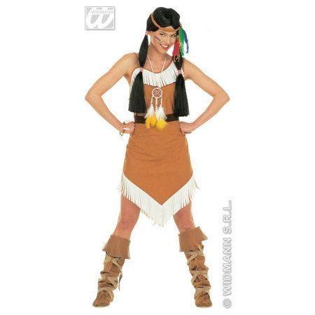 Déguisement Indienne Comanche