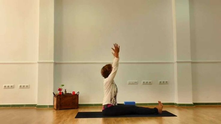 Yoga for Multiple Sclerosis - Get up and Go!