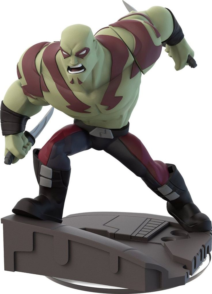 Figurine Drax - Disney Infinity France