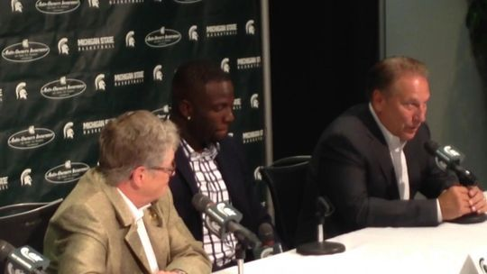 Draymond Green donates $3.1 million to Michigan State athletics