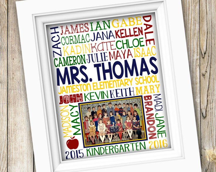 Classroom Gift Ideas ~ Best teachers back to school year end gifts