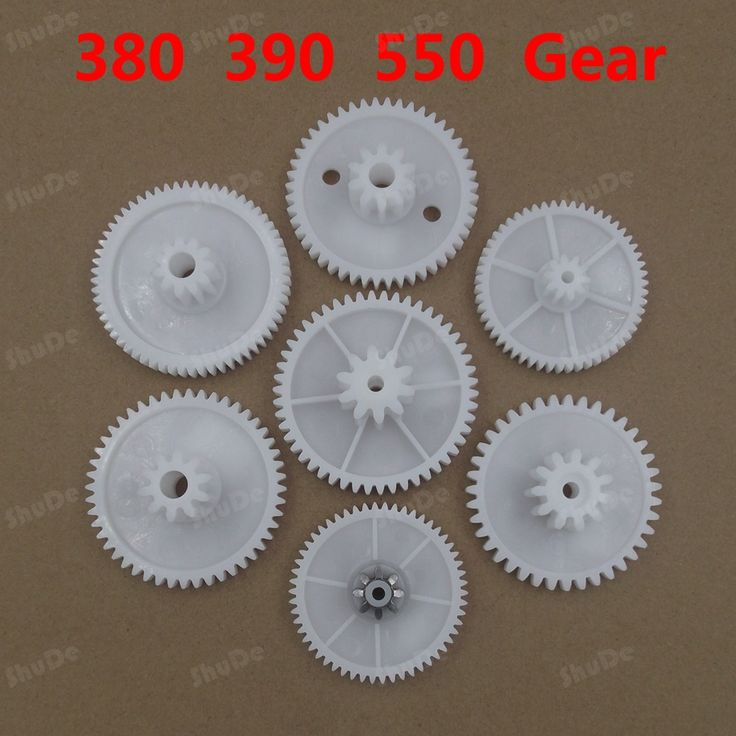 RS380 RS550 motor  gear box plastic gear for electric motor plastic gears for toys