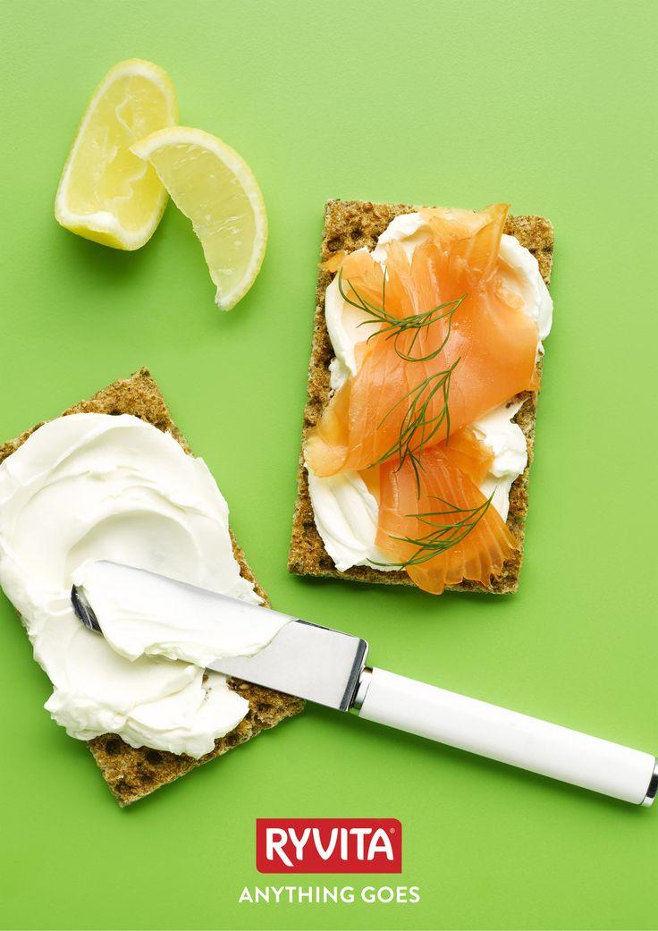 #danmatthews #photography #stilllife #advertising #food #ryvita #crackers #snacks #tasty #salmon #yum #healthy