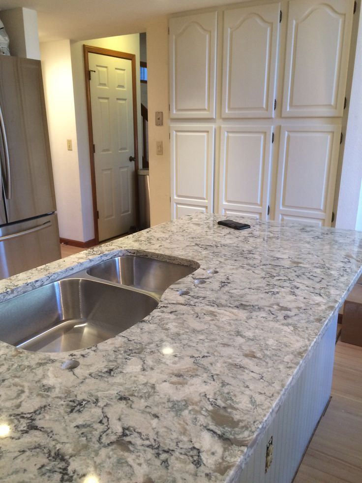 Cambria Praa Sands Quartz countertops. The new kitchen is turning out fantastic!
