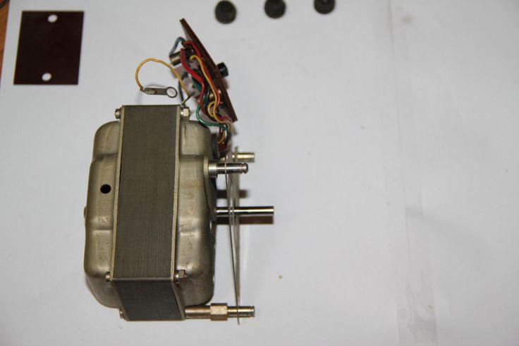 Thorens TD 135 TD 124 TD 184 Rare Vintage Original Motor Engine Moteur Working | eBay